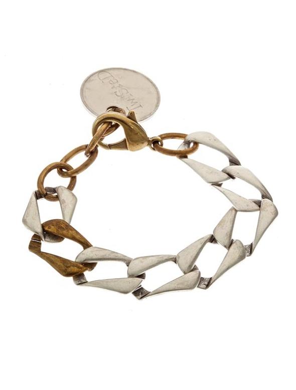Twisted Silver's Flatiron bracelet