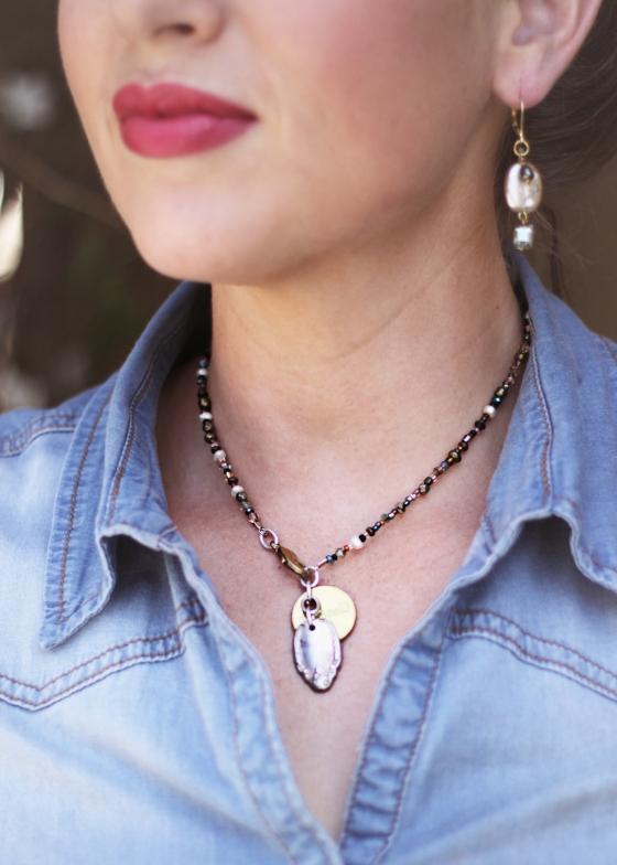 Princess Rocker Necklace-1