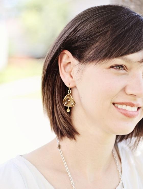 Twisted Silver's Eureka earrings